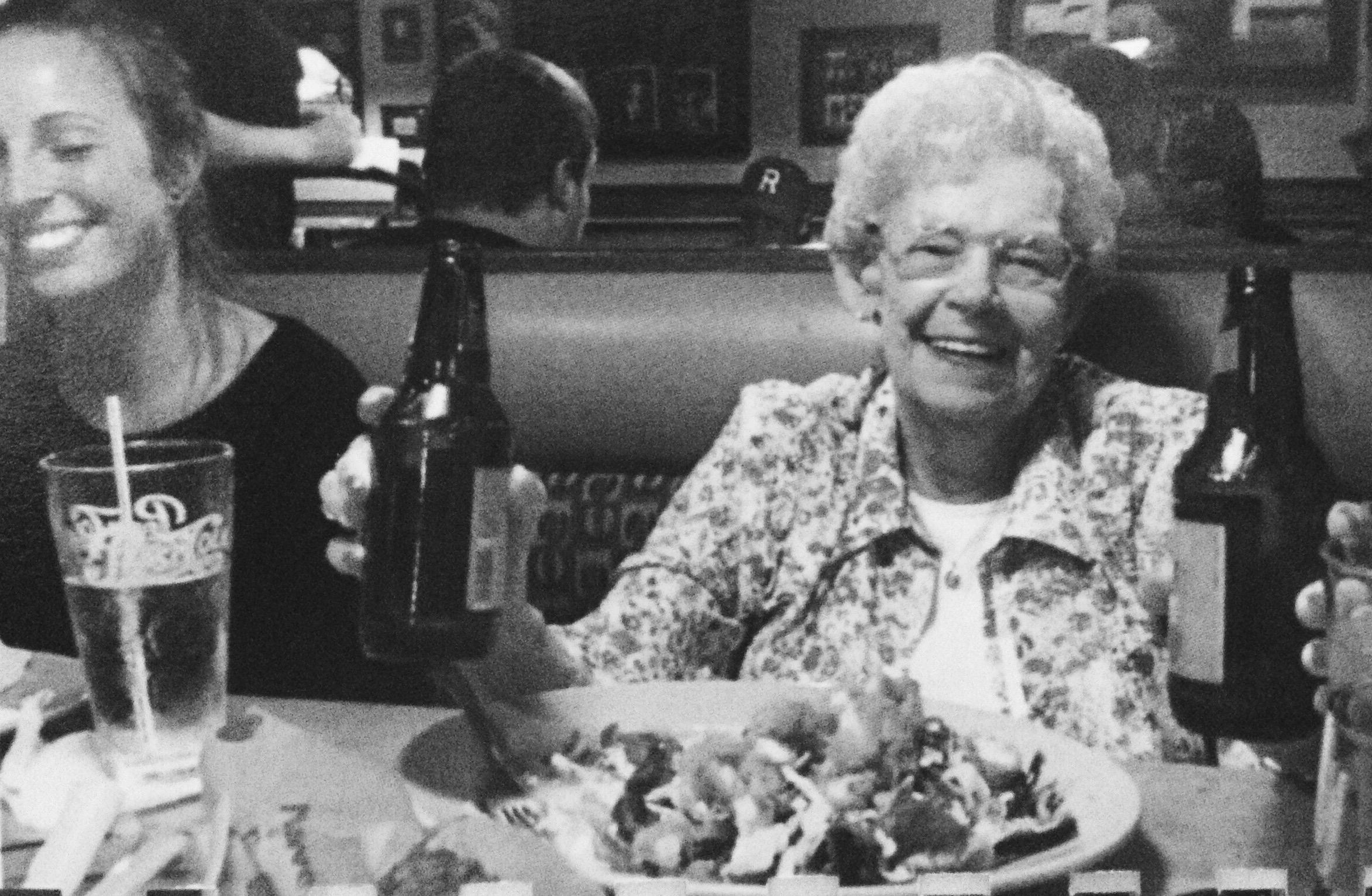 Jennifer's grandmother, Sally