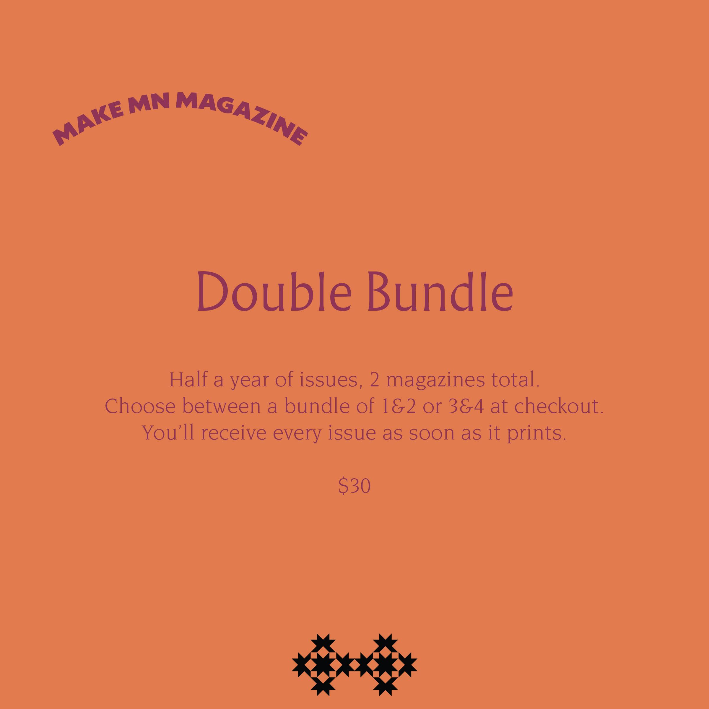 Double Bundle