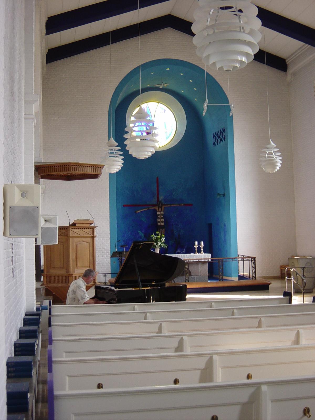 Hasseris Church, Denmark