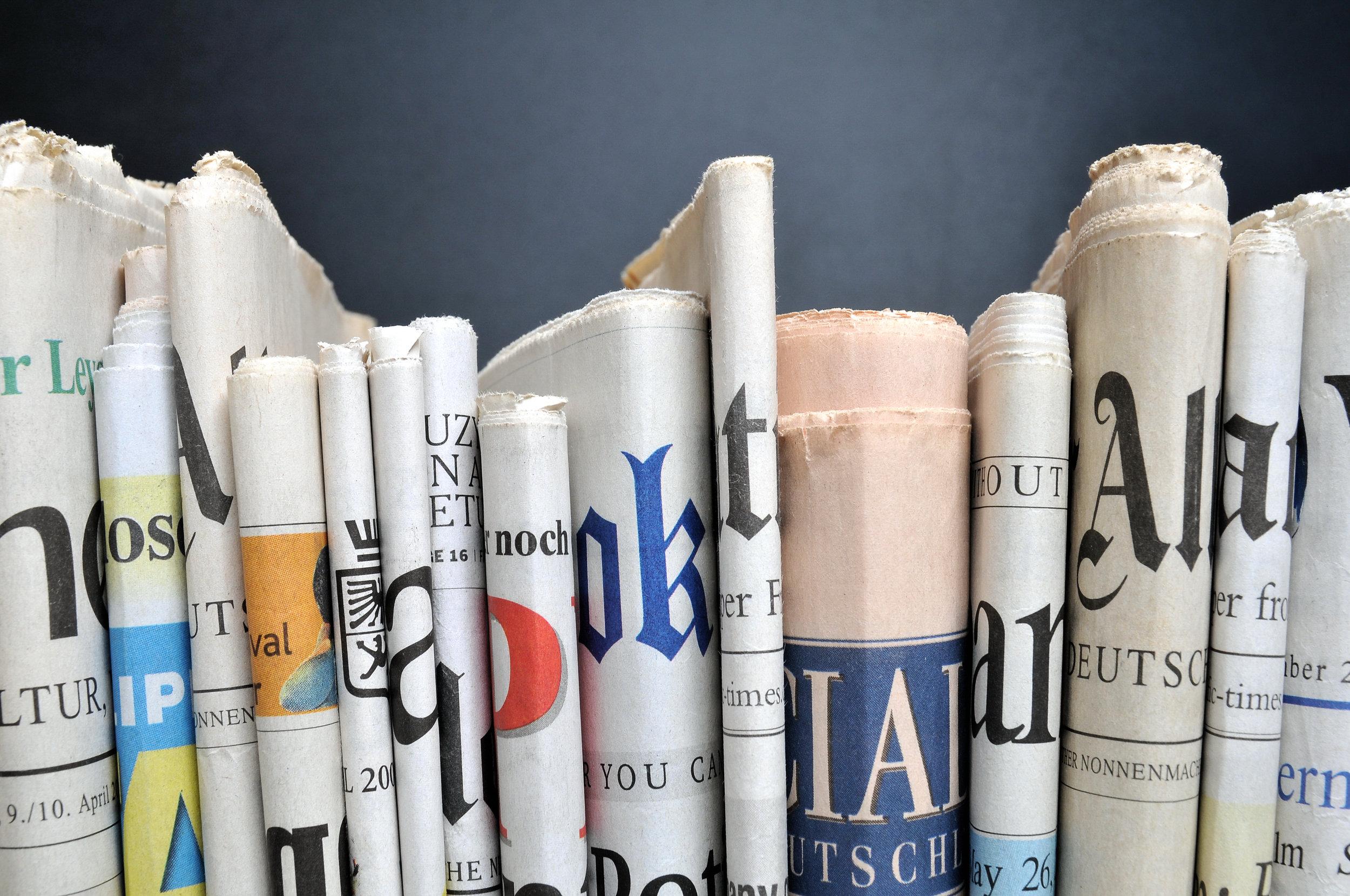 ARTICLES / NEWS -