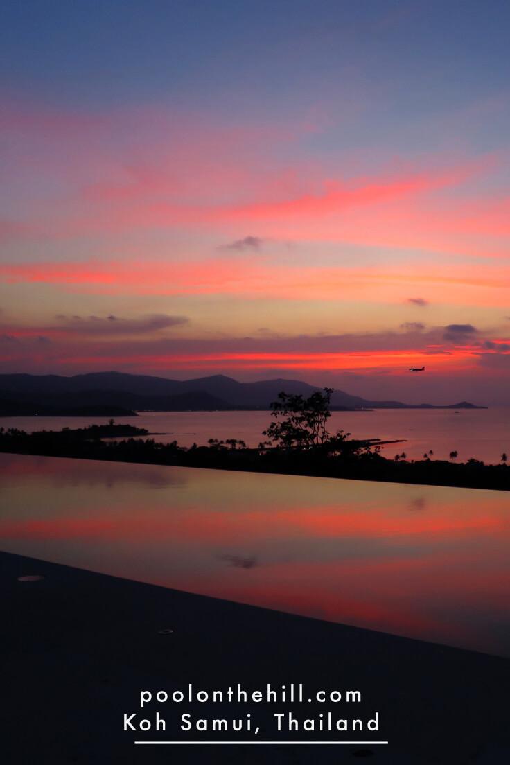 Koh Samui Ocean-View Villa with Infinity Pool