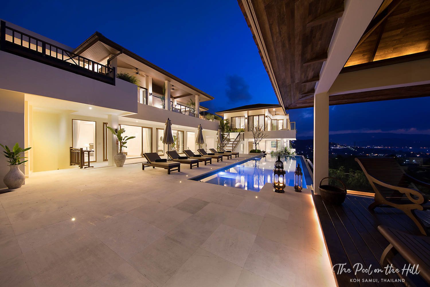 Koh Samui Eco Villa: Discover The Pool on the Hill's best eco features including solar power and LED lighting