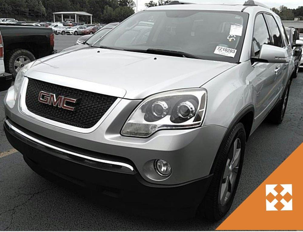 2011 GMC Arcadia -$12,000 (92,000 miles)