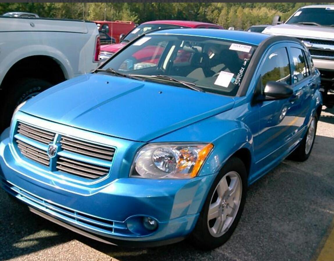 2008 Dodge Caliber - $3,999(13,000 mi.)