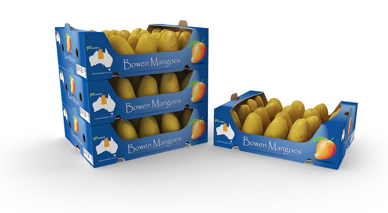 Stackable Mango Tray