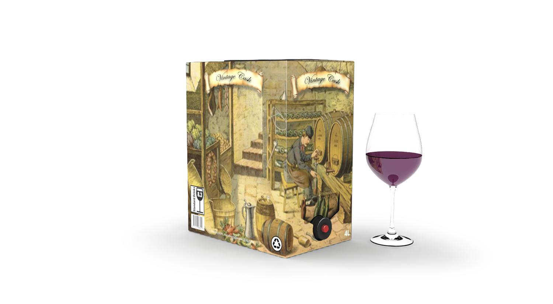 6-Bottle Wine Case