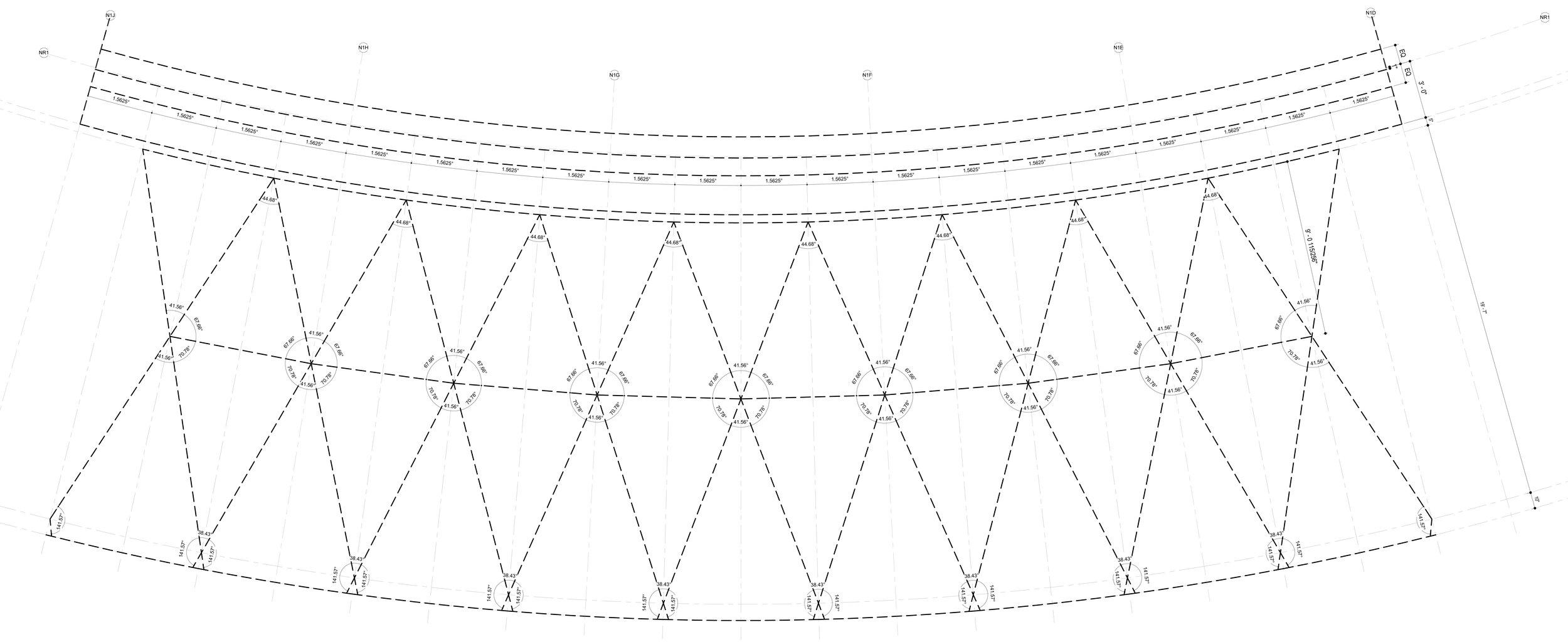 Canopy Geometries