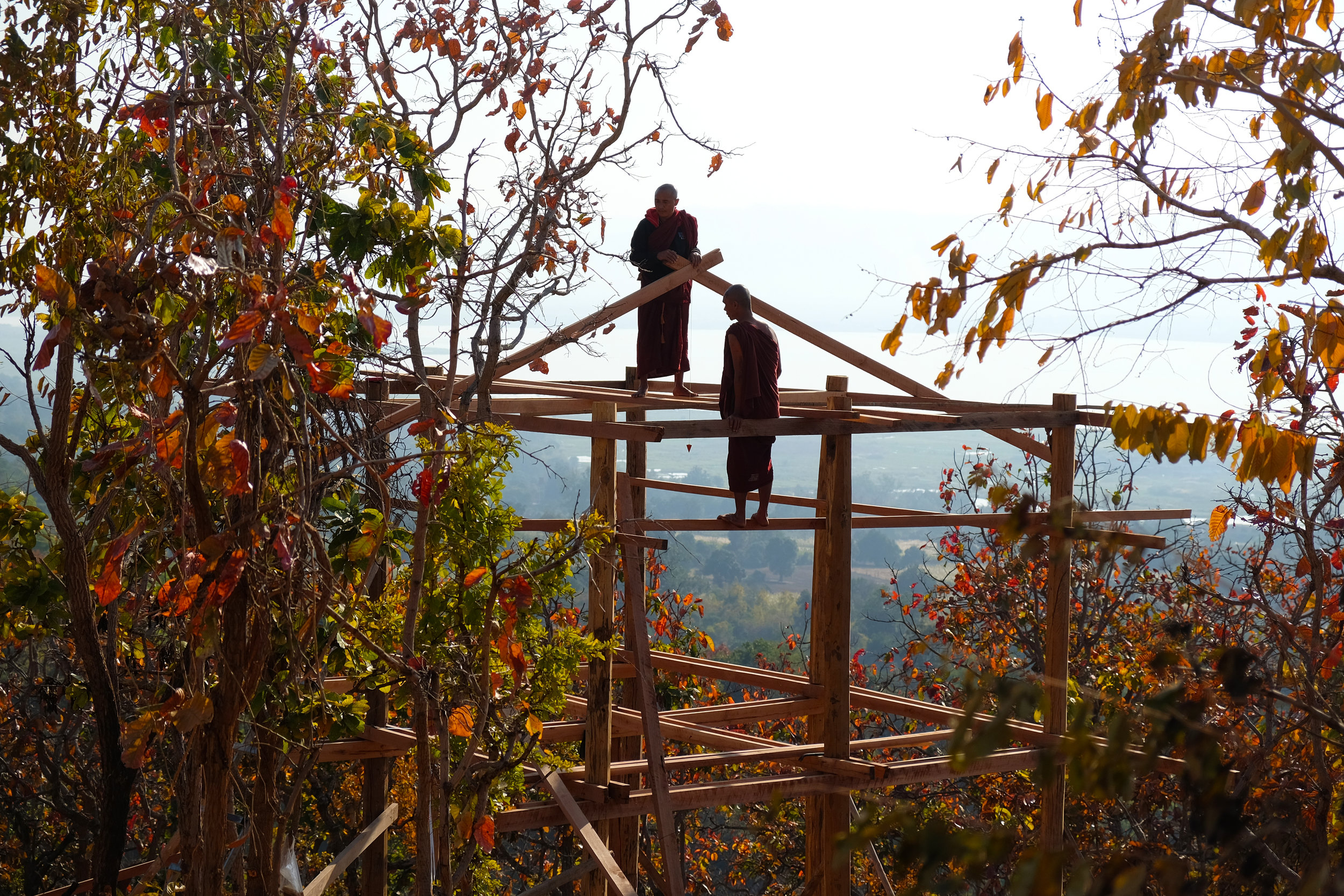 Monk contractors