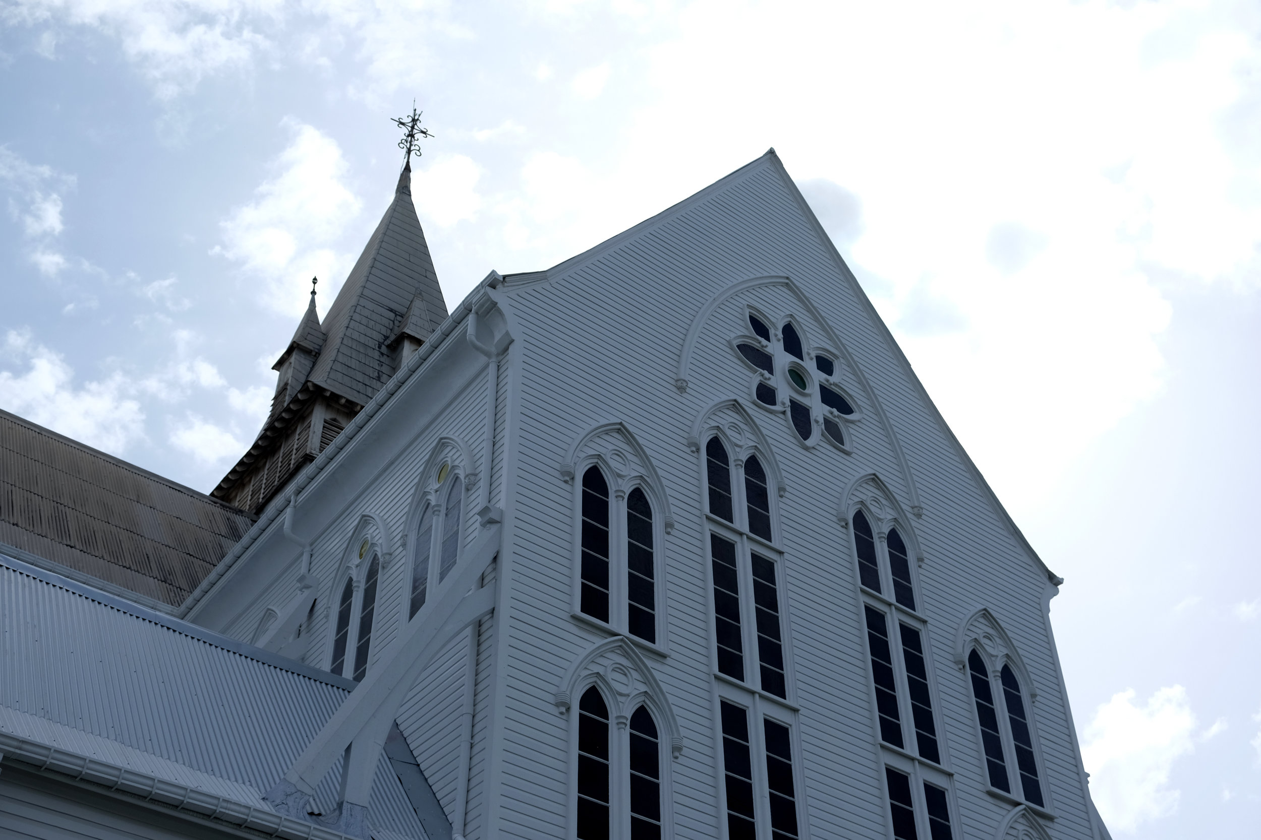 ST. GEORGE'S CATHEDRAL, GEORGETOWN