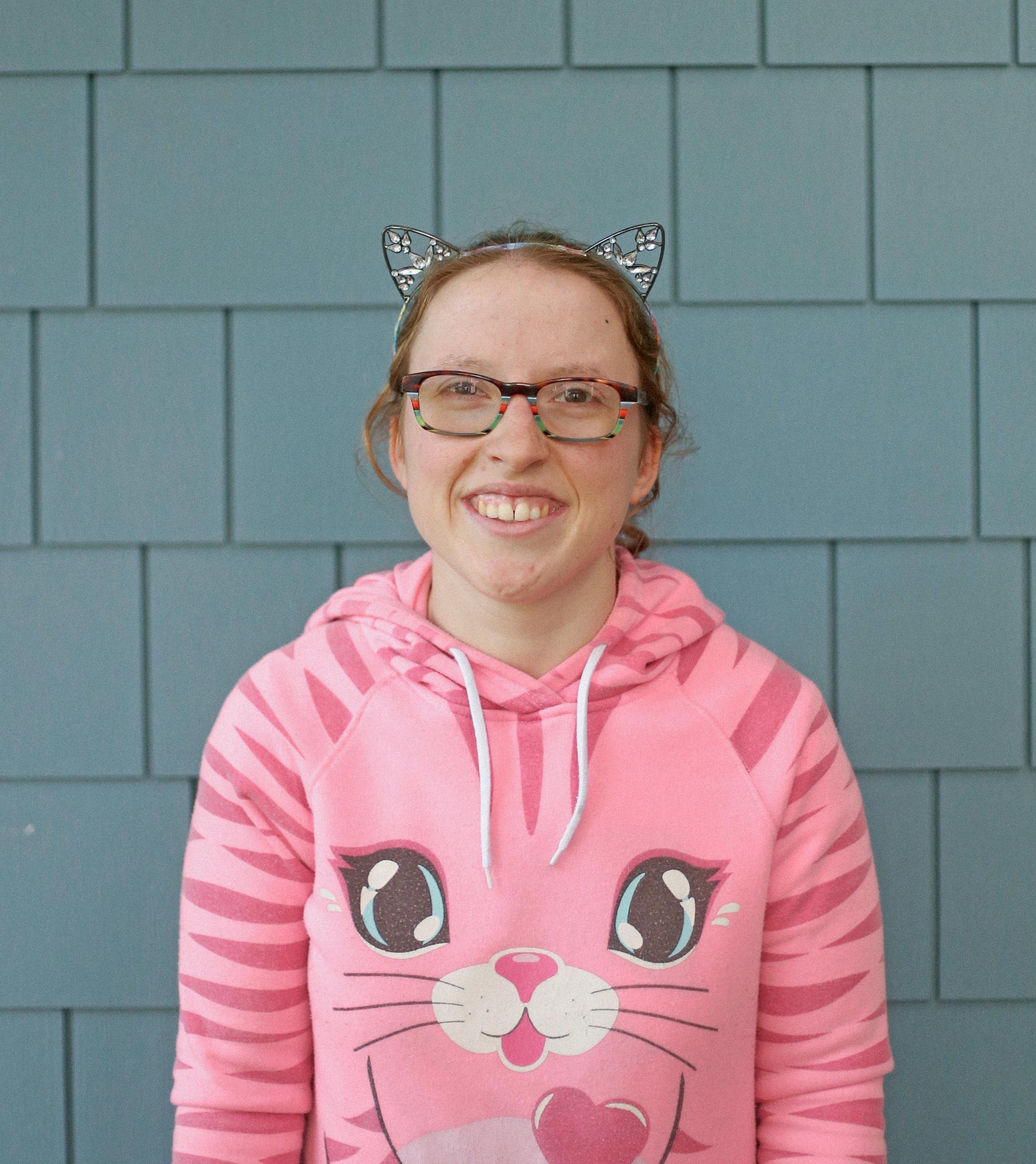 Sabrina Bergeron-BaileyCleaning Coordinator -