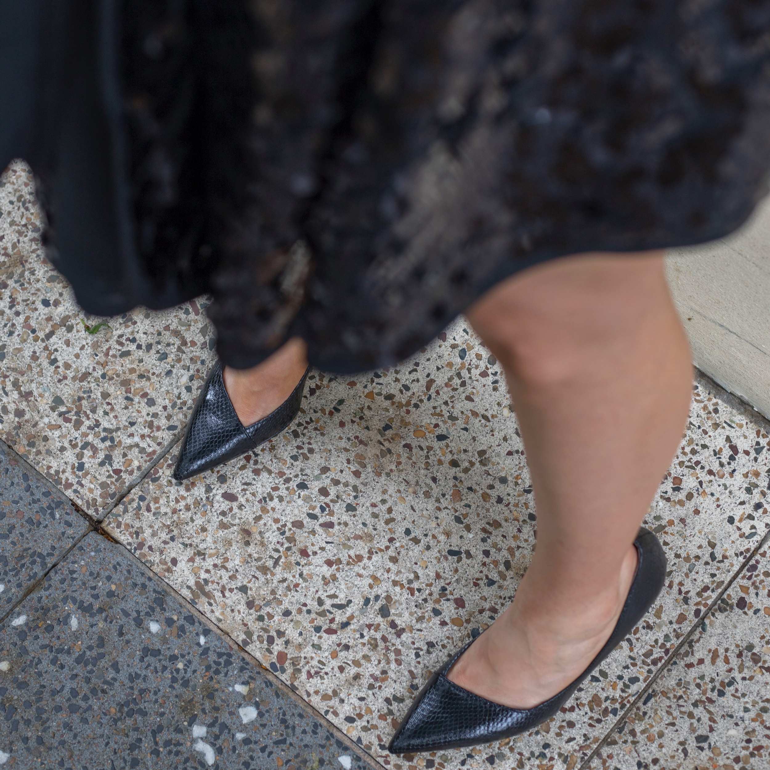 a little glimpse of my statement sequinned cape || image | aqua angel productions