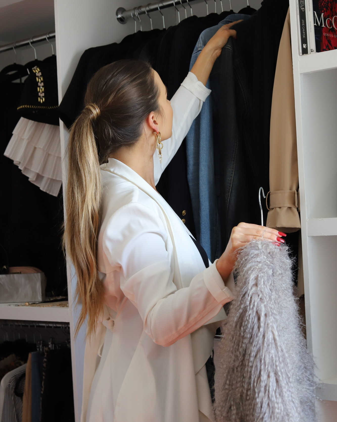 WE DON'T SPEAK ENOUGH ABOUT HOW TO CARE FOR OUR CLOTHES. IMAGE | AQUA ANGEL PRODUCTIONS