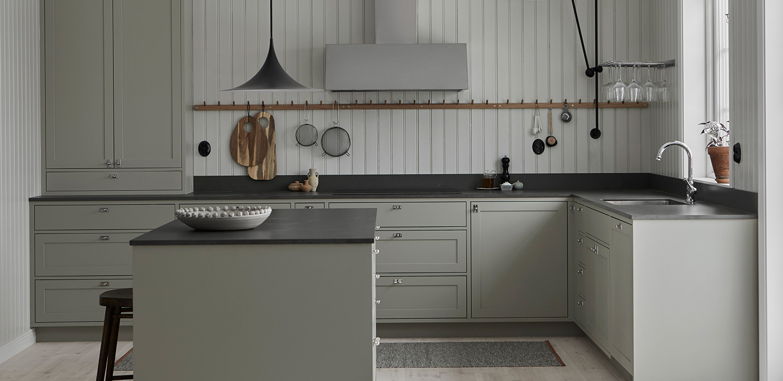 Shaker kitchens -