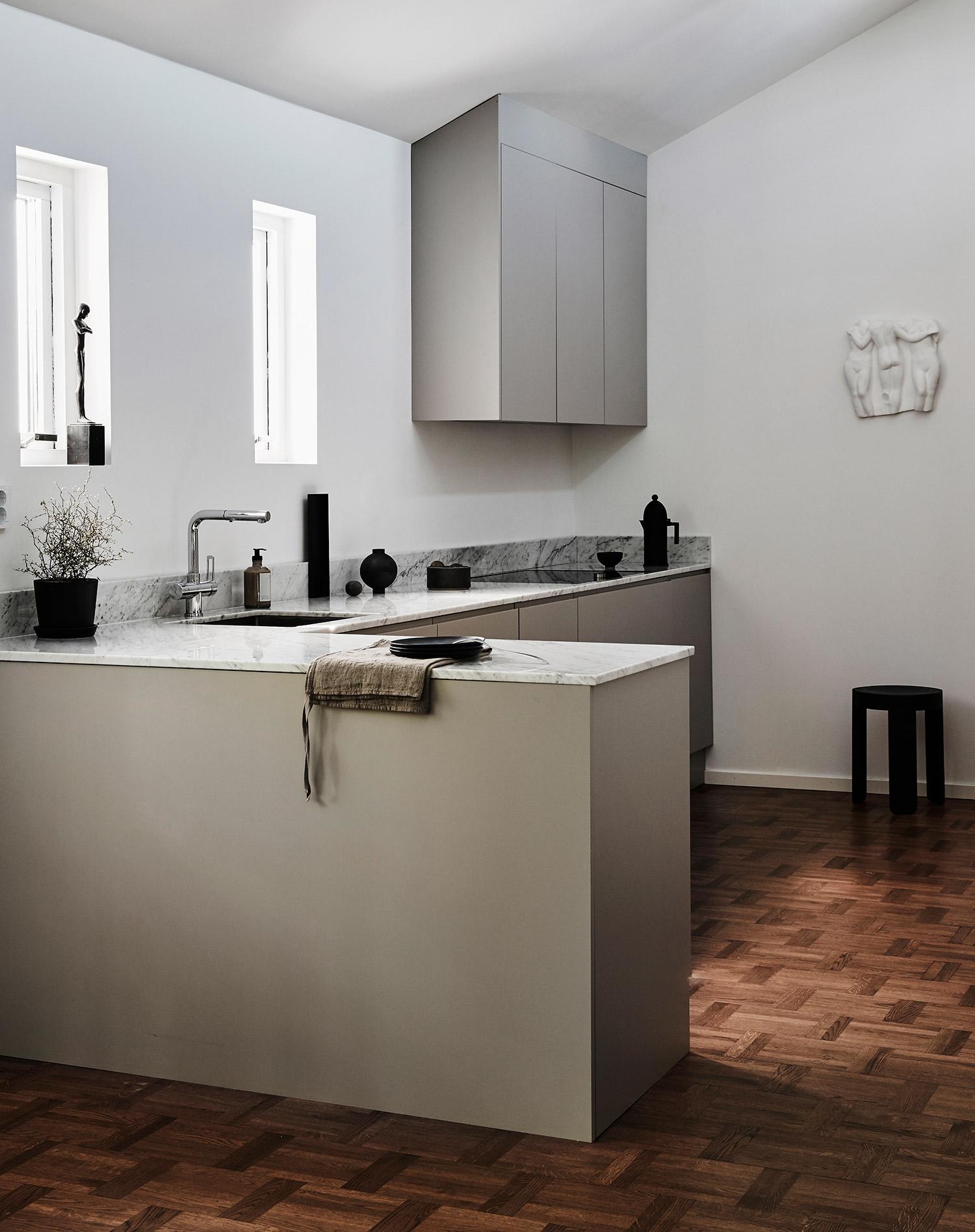 Minimalist kitchens -