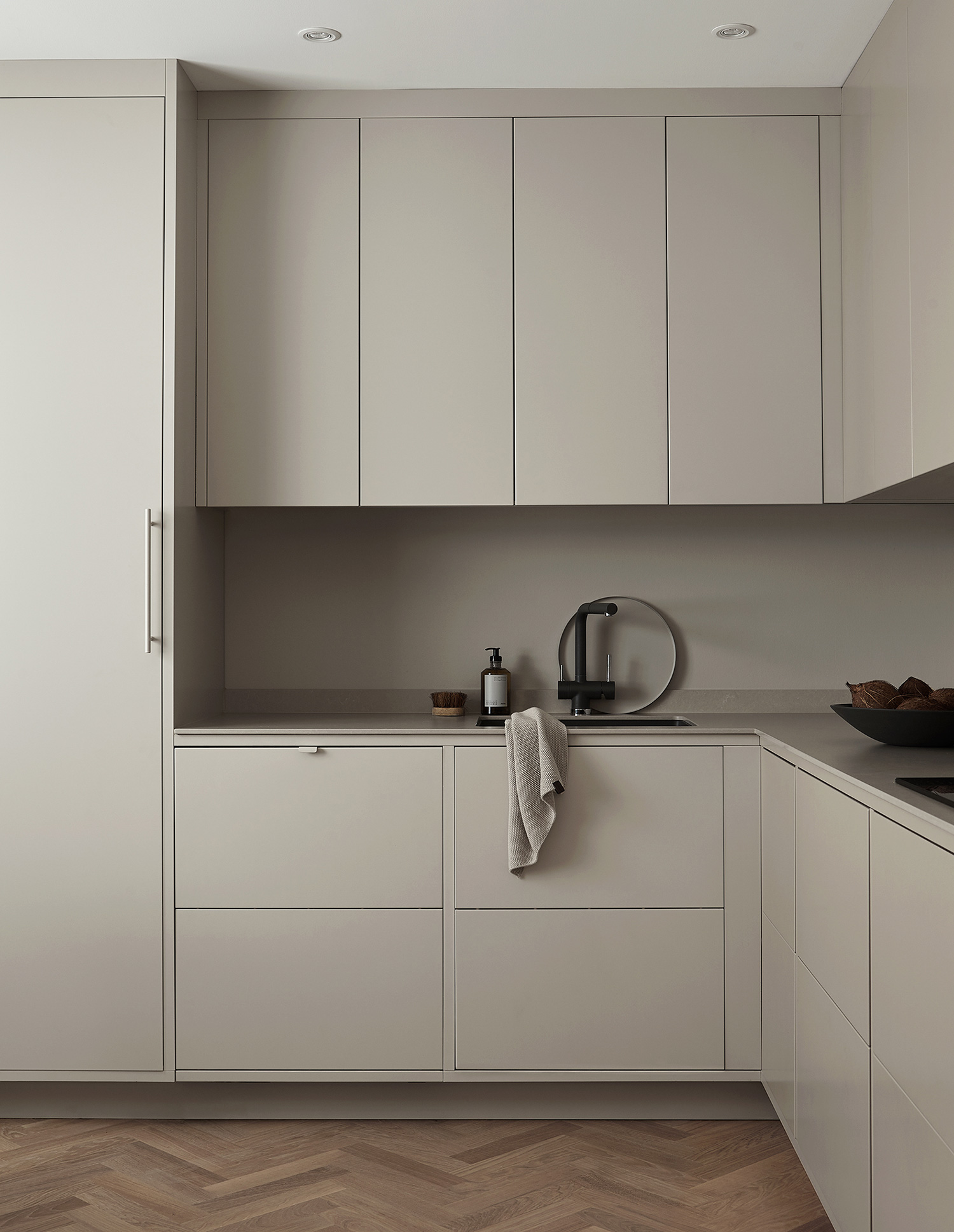 What is the price of a kitchen? -