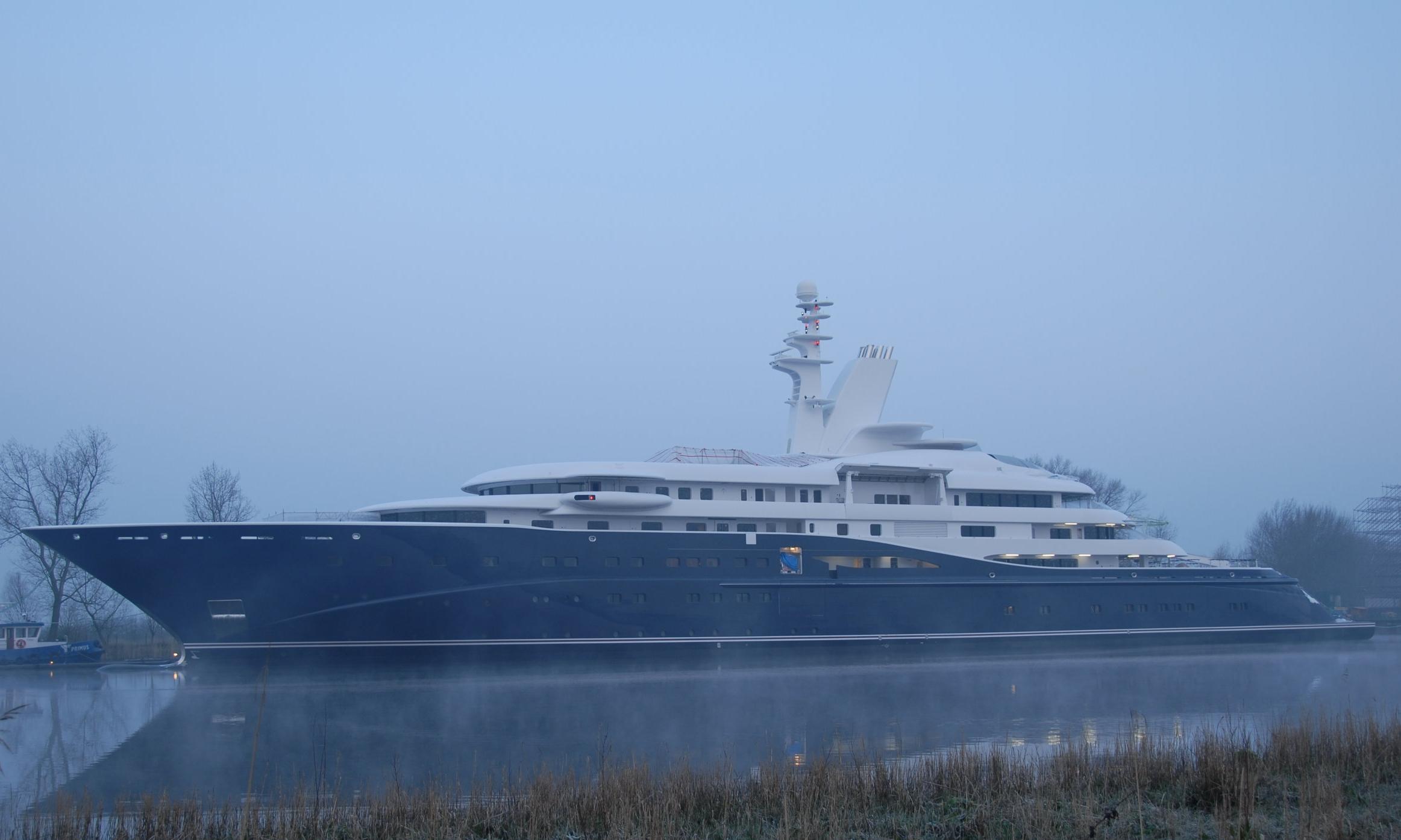 AL Mirqab - Mega-Yacht 133m