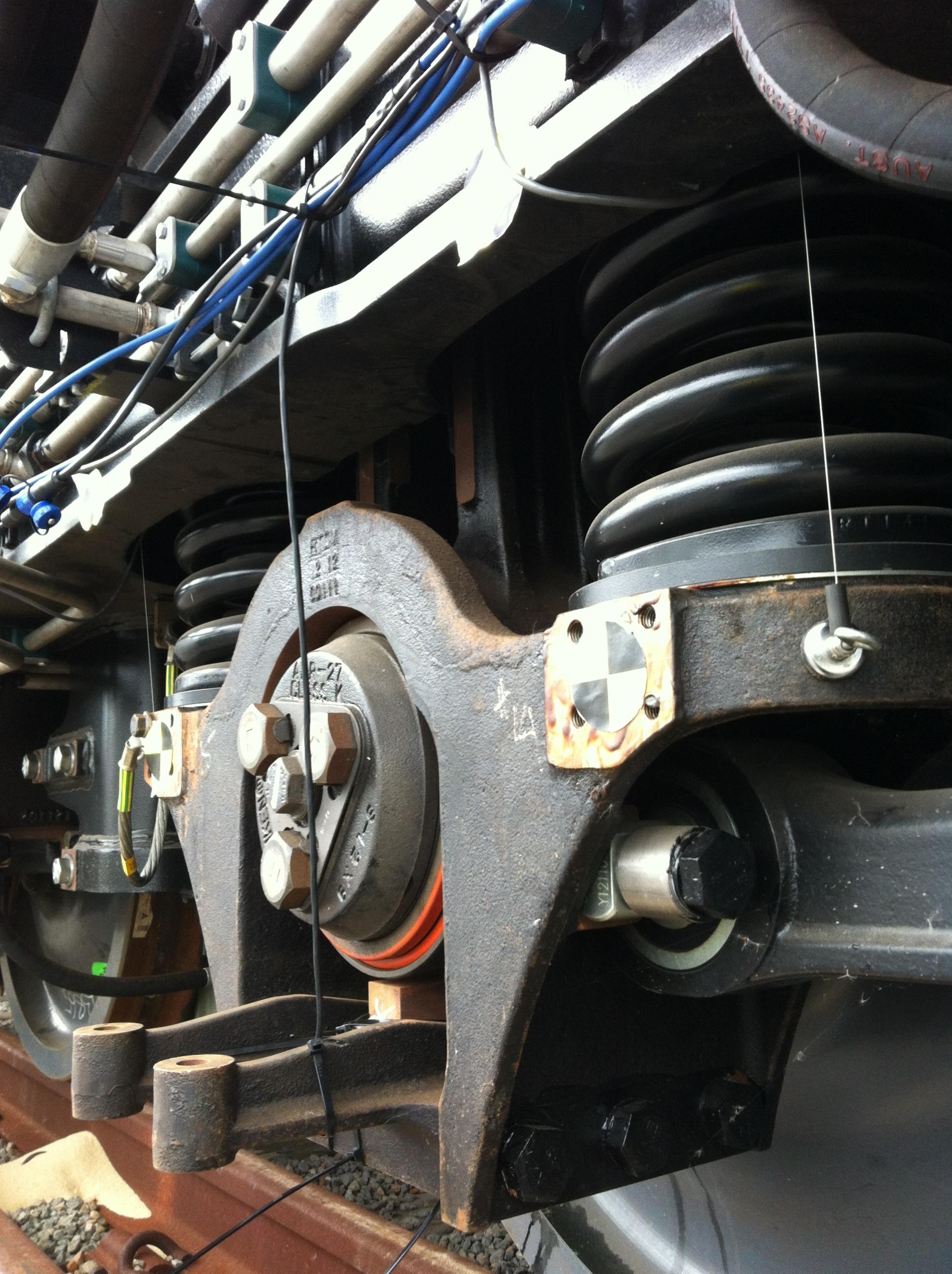 Locomotive Type Test