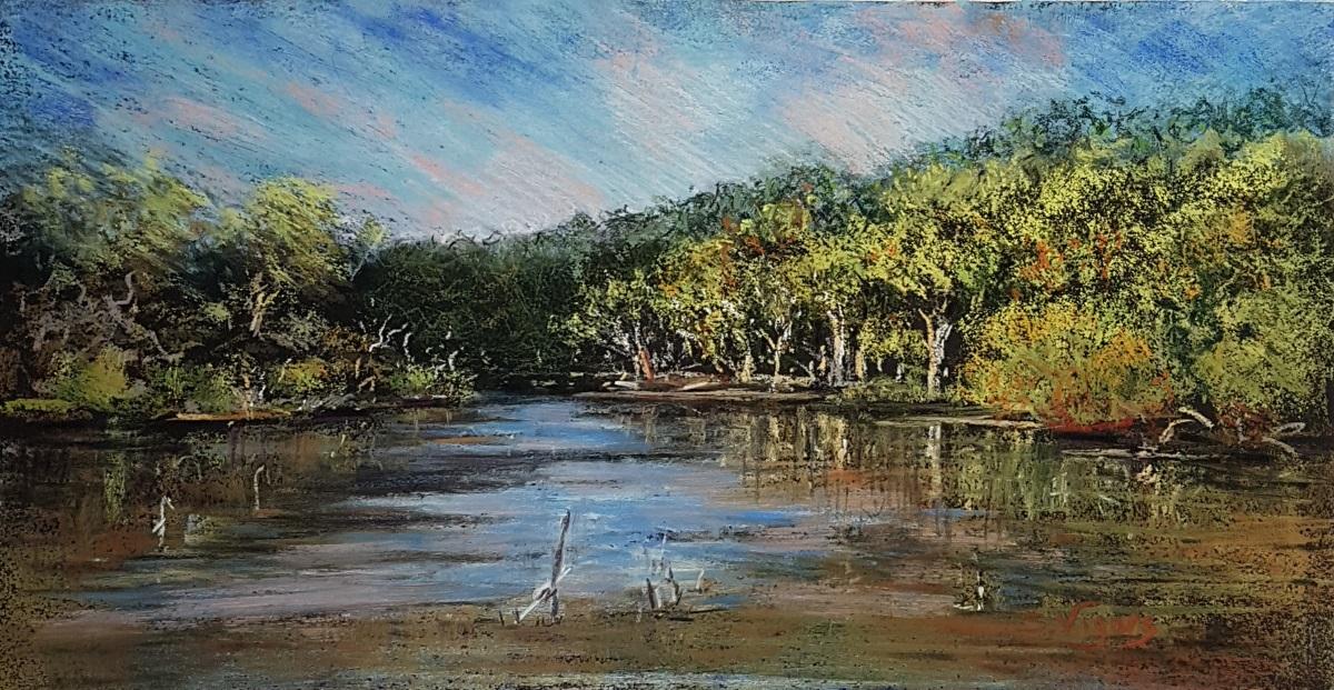 S.Vigors-Wetlands-Fairway-Drive-Pastel-640mmx380mm.jpg