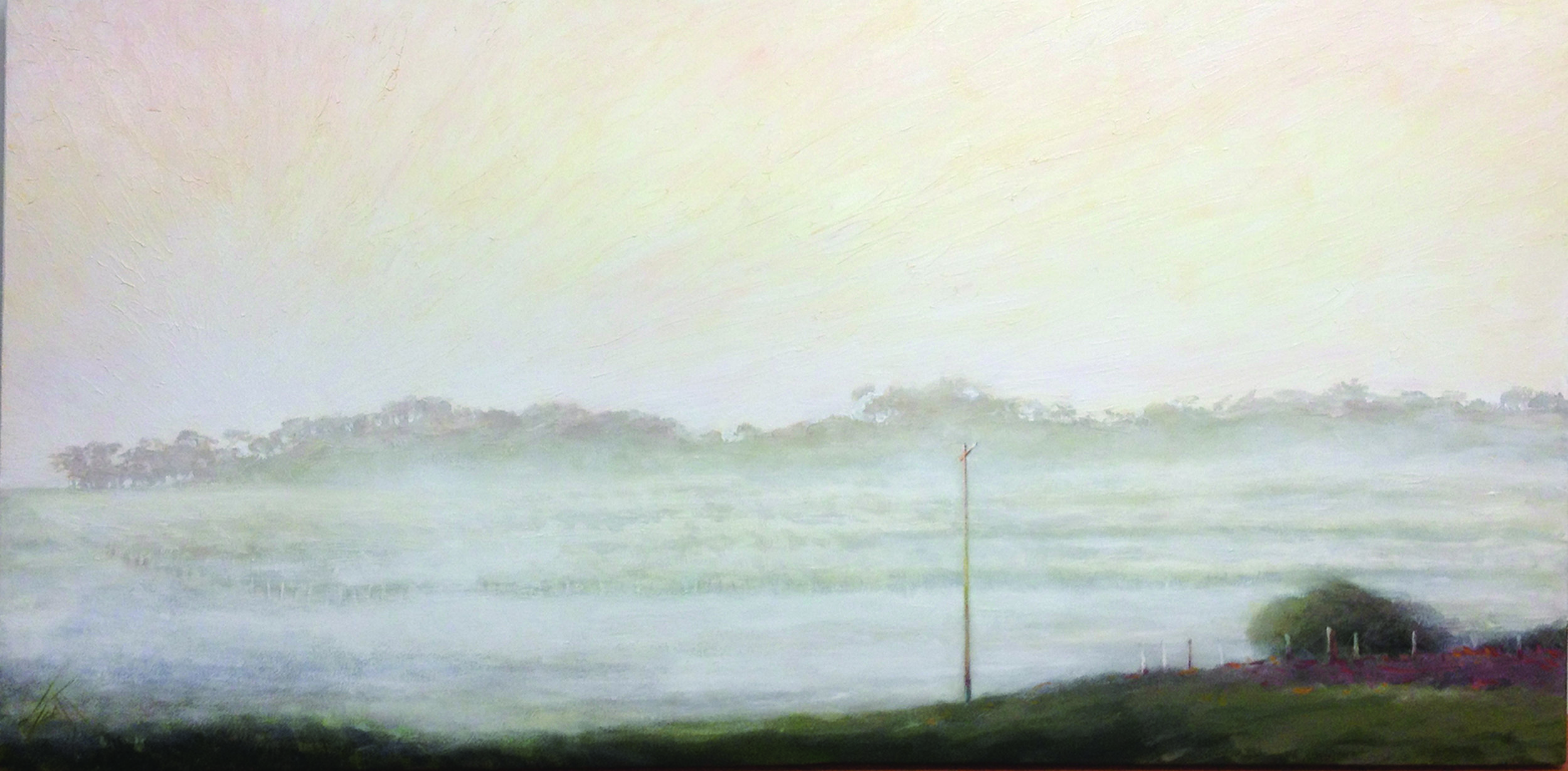 Peter Scott Fogs Lifting 2018 Acrylic on Canvas 122 cm x 61 cm.jpg