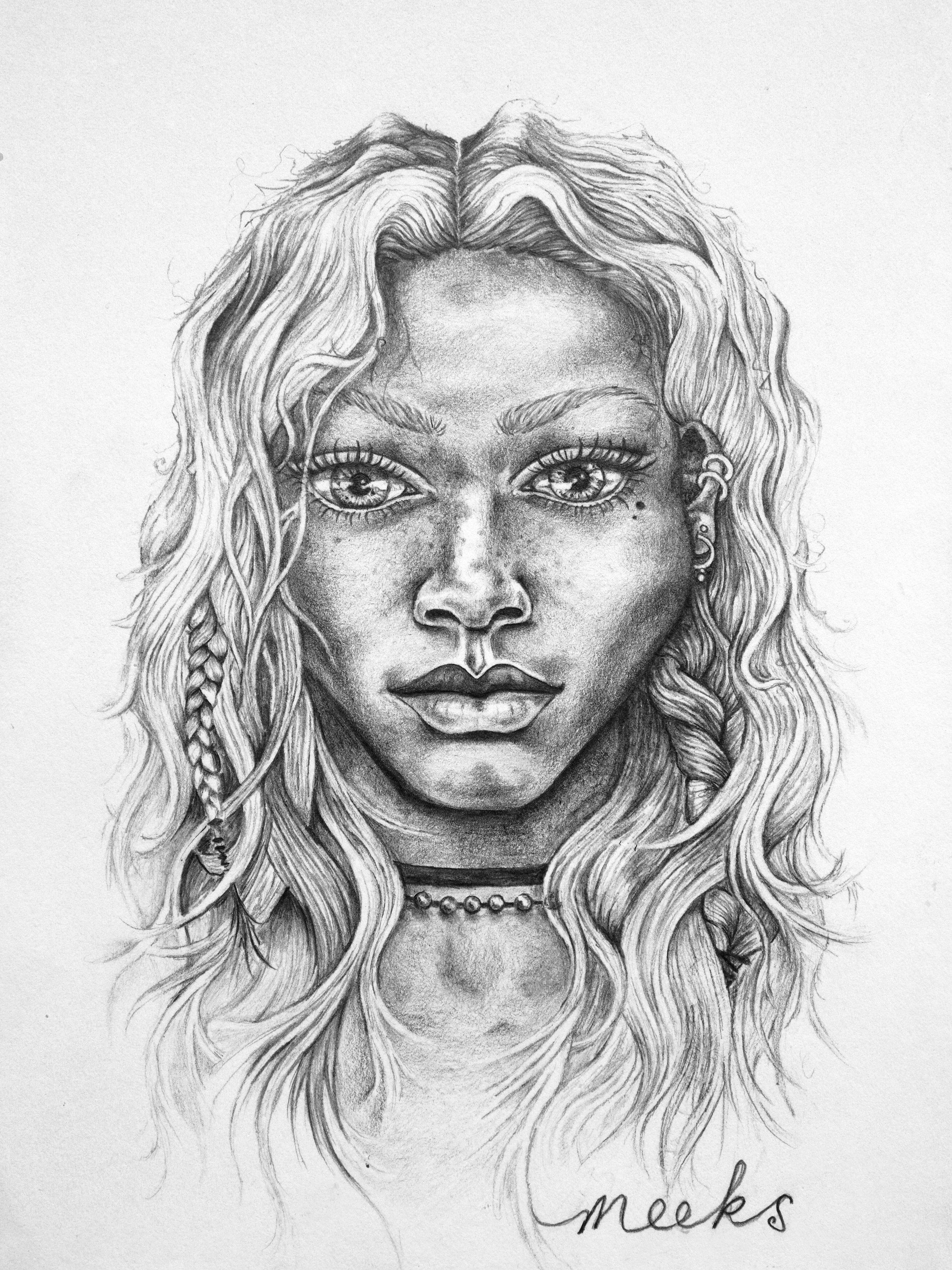 Meeks_The Apparition_2017_ Graphite pencil_ 37x47cm.jpg