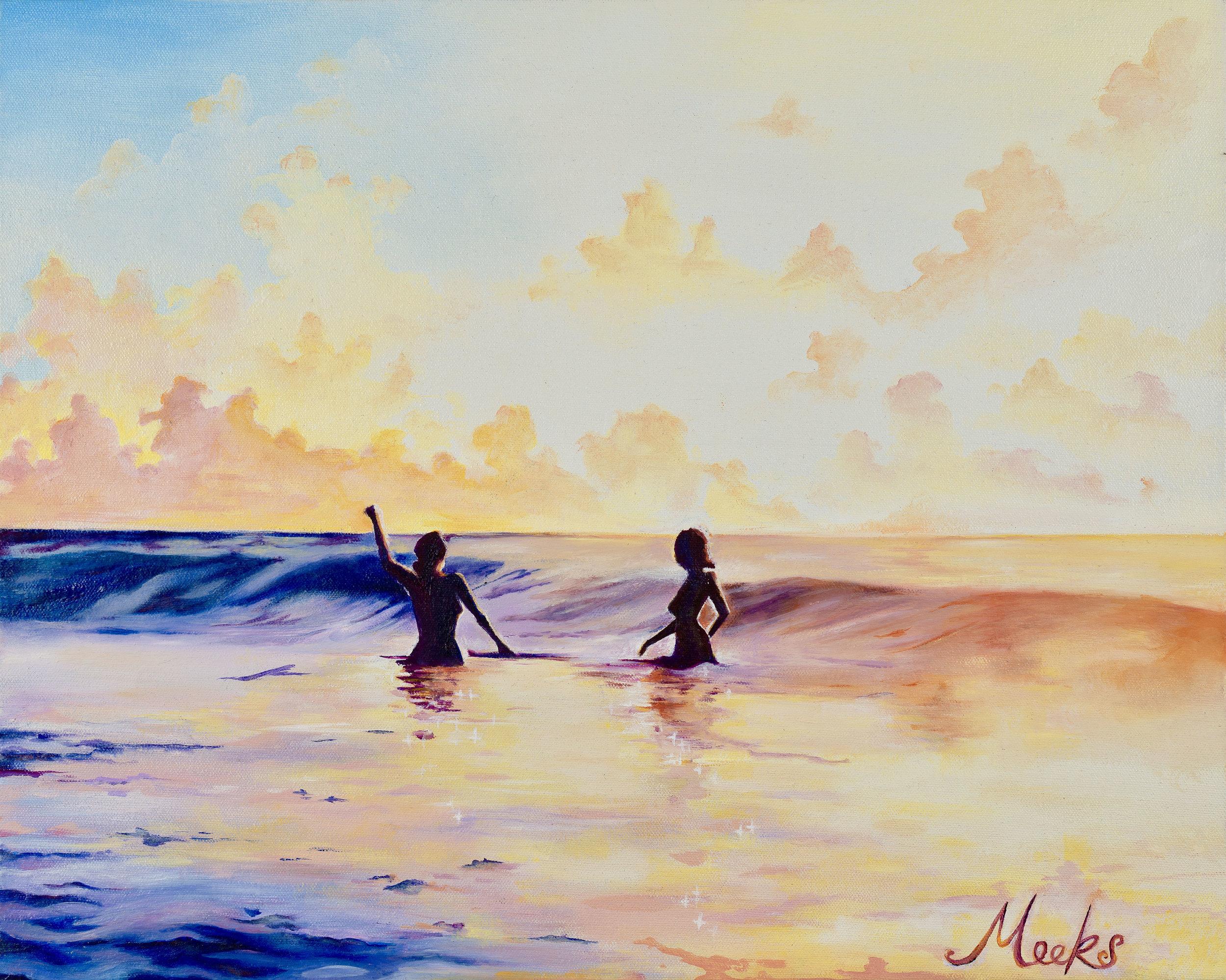 Meeks_Contos Sunset_2018_Oil on canvas _ 16_x20_ .jpg