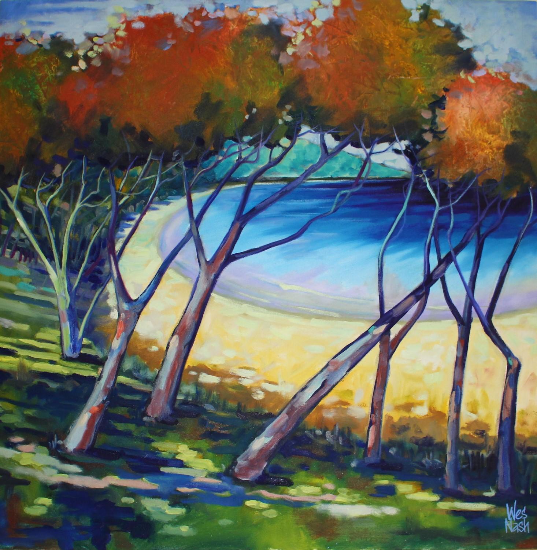 Wes Nash-Meelup 2018 Oil on canvas 800x800.JPG