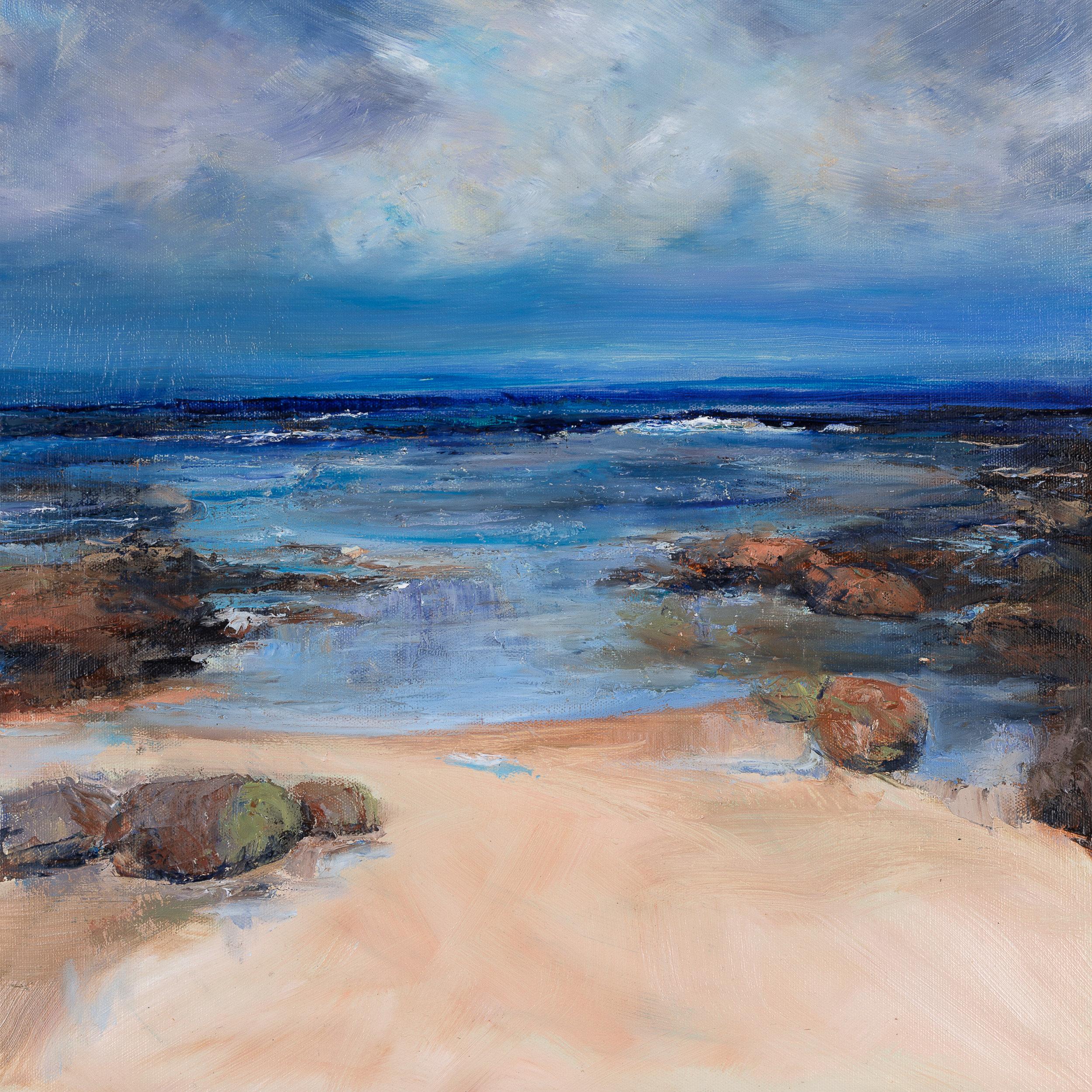 Heidi Mullender_Rock Pools_oil on canvas_16 x 16in.jpg