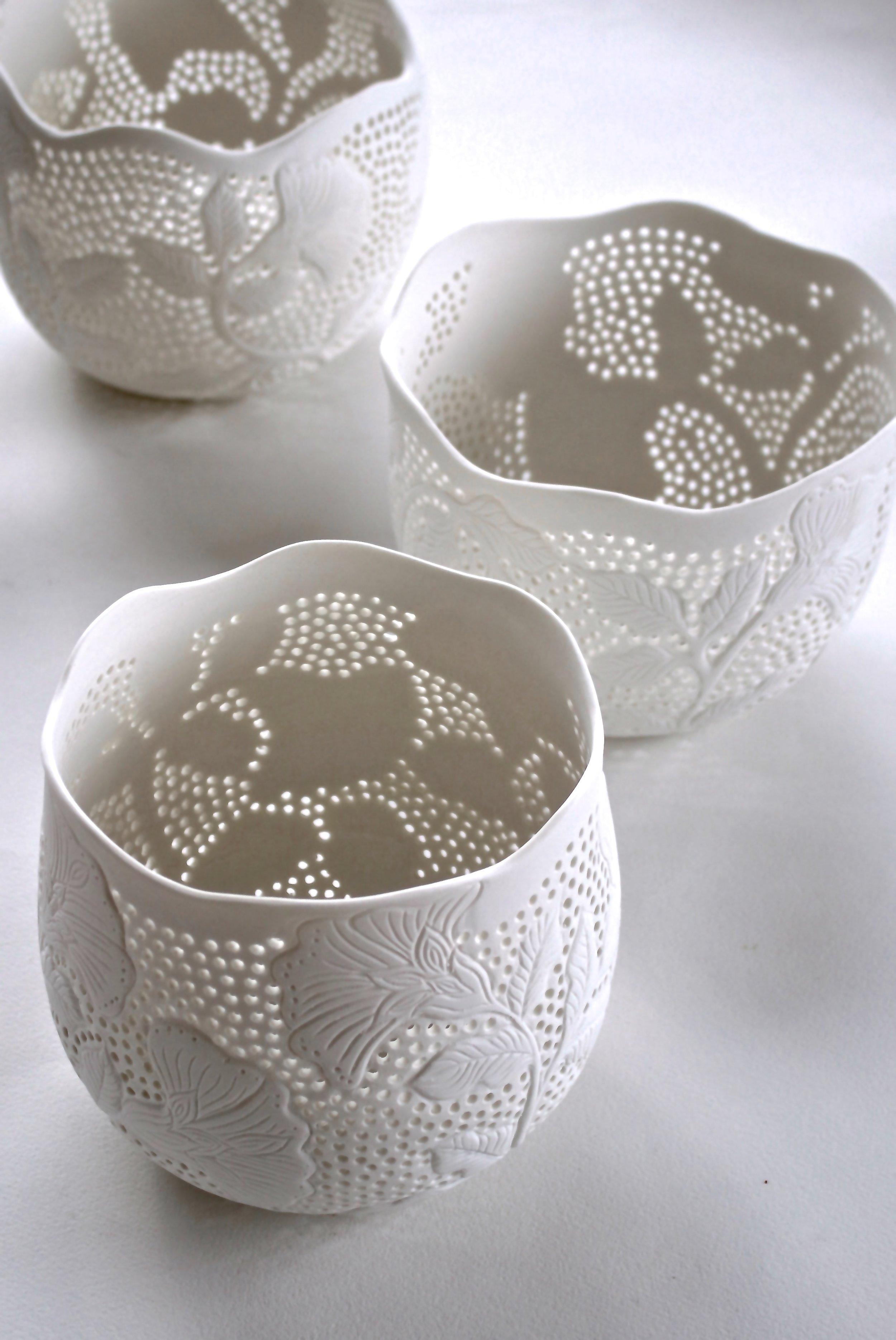 Porcelain Candle Holders 15d x 17cm.jpg