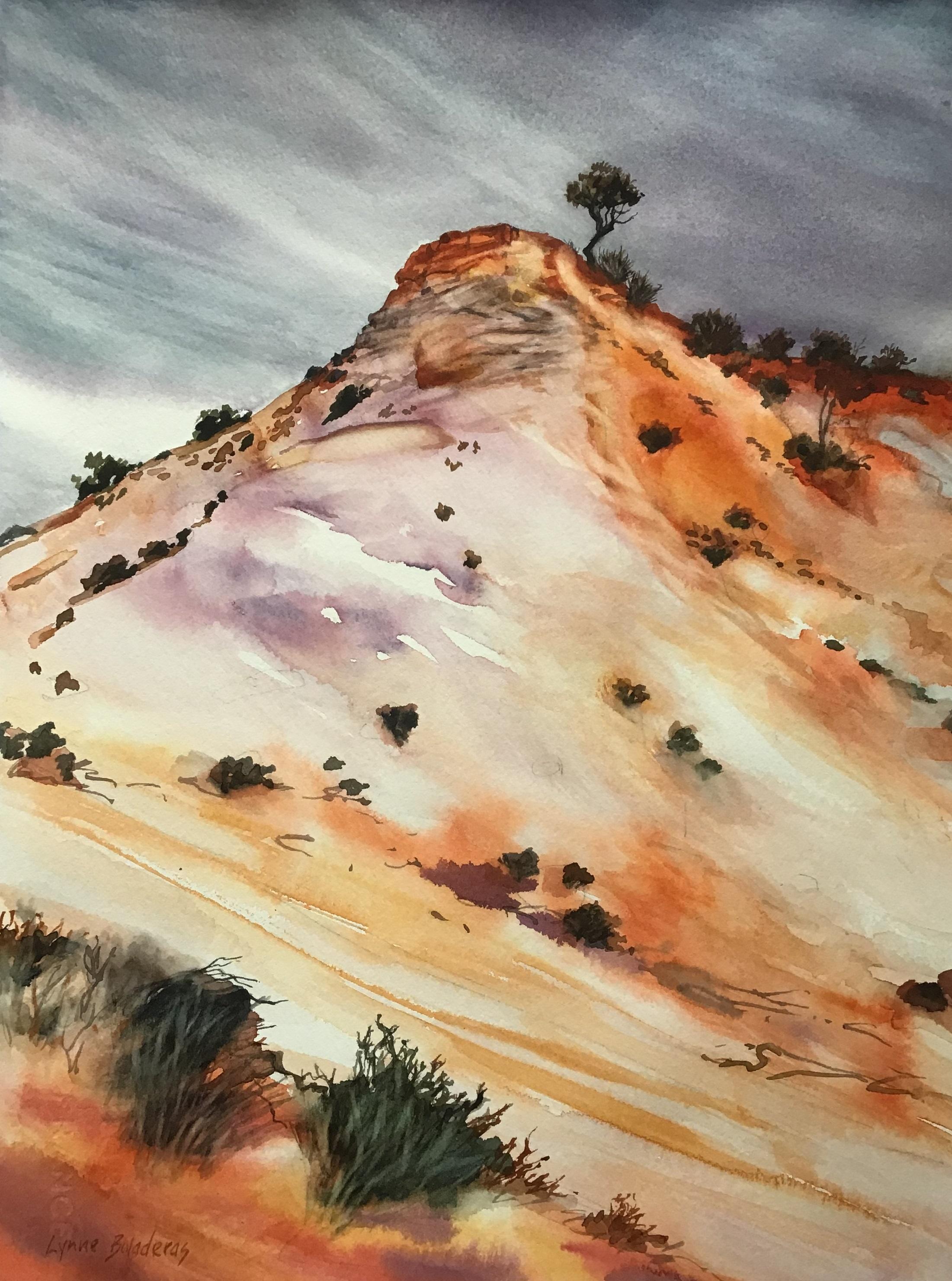 Lynne Boladeras_Neale Breakaway 3_Watercolour_28 x 38cm_$550.JPG