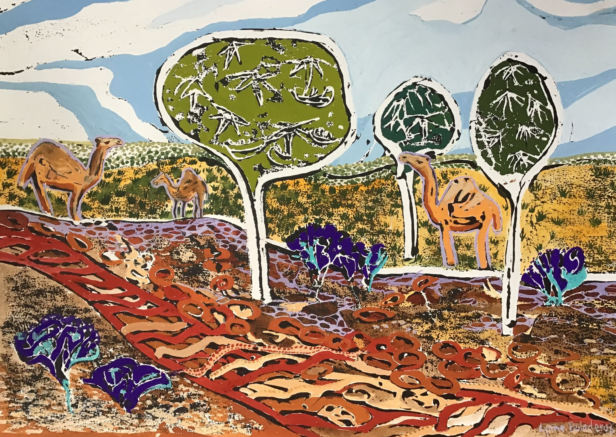 Lynne Boladeras_Hedge Trimmers_Mixed Media_29 x 41cm_$550.JPG