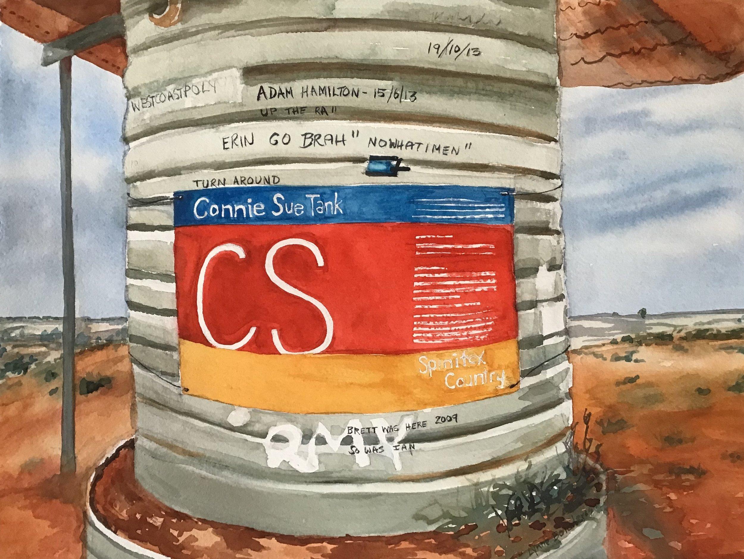 Lynne Boladeras_Go Brah_Watercolour_28 x 38cm_$550.JPG