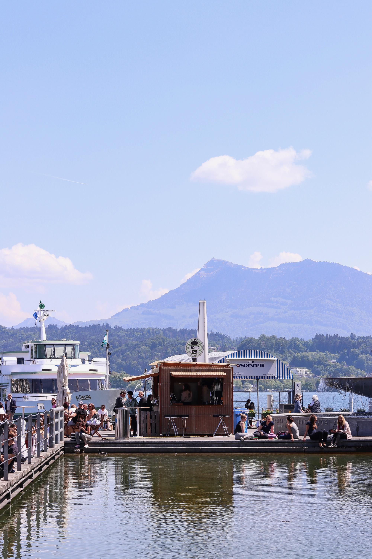 Luzern isst - Sommerbar - Dock 14