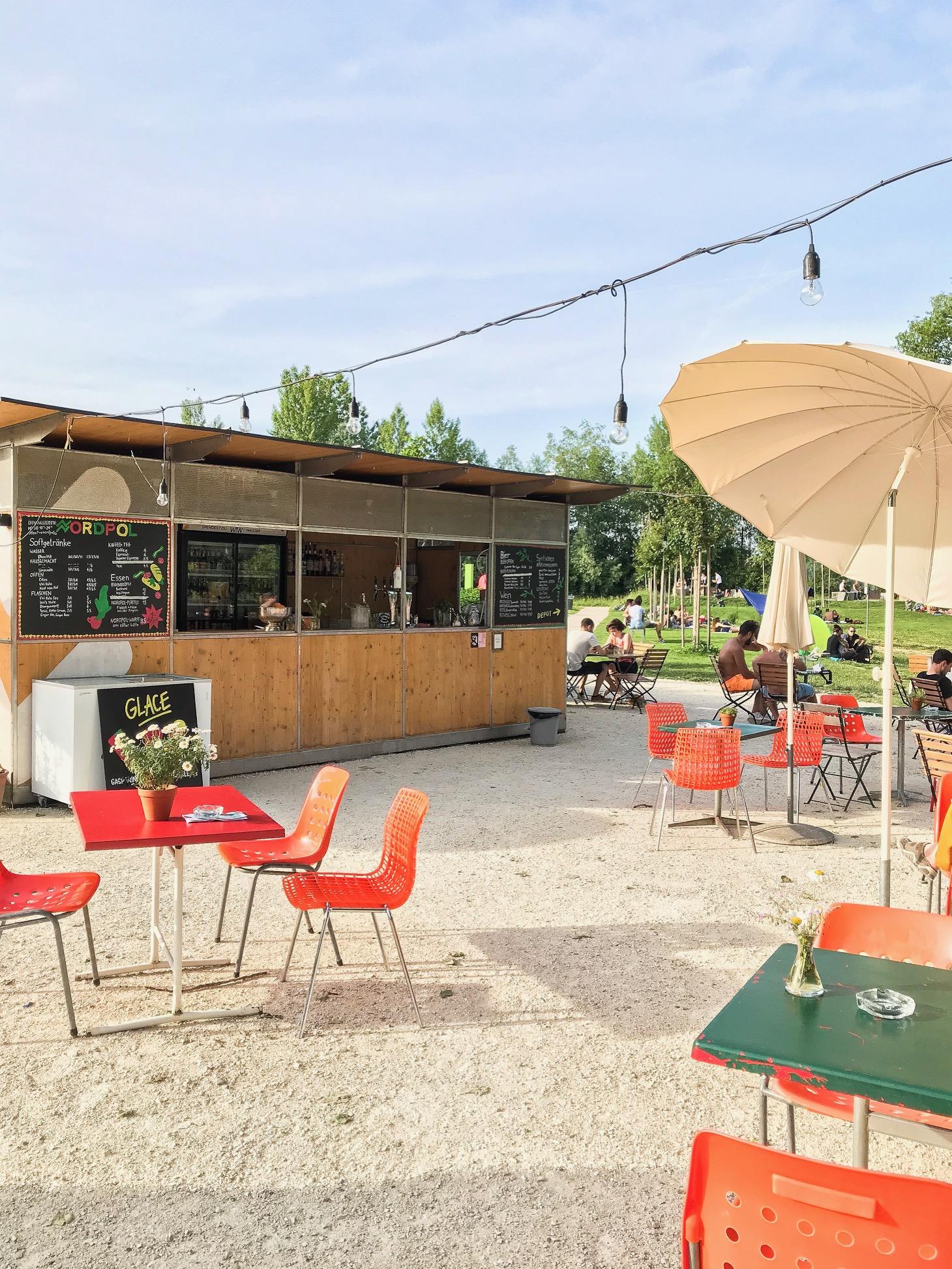 Luzern isst - Sommerbar - Nordpol