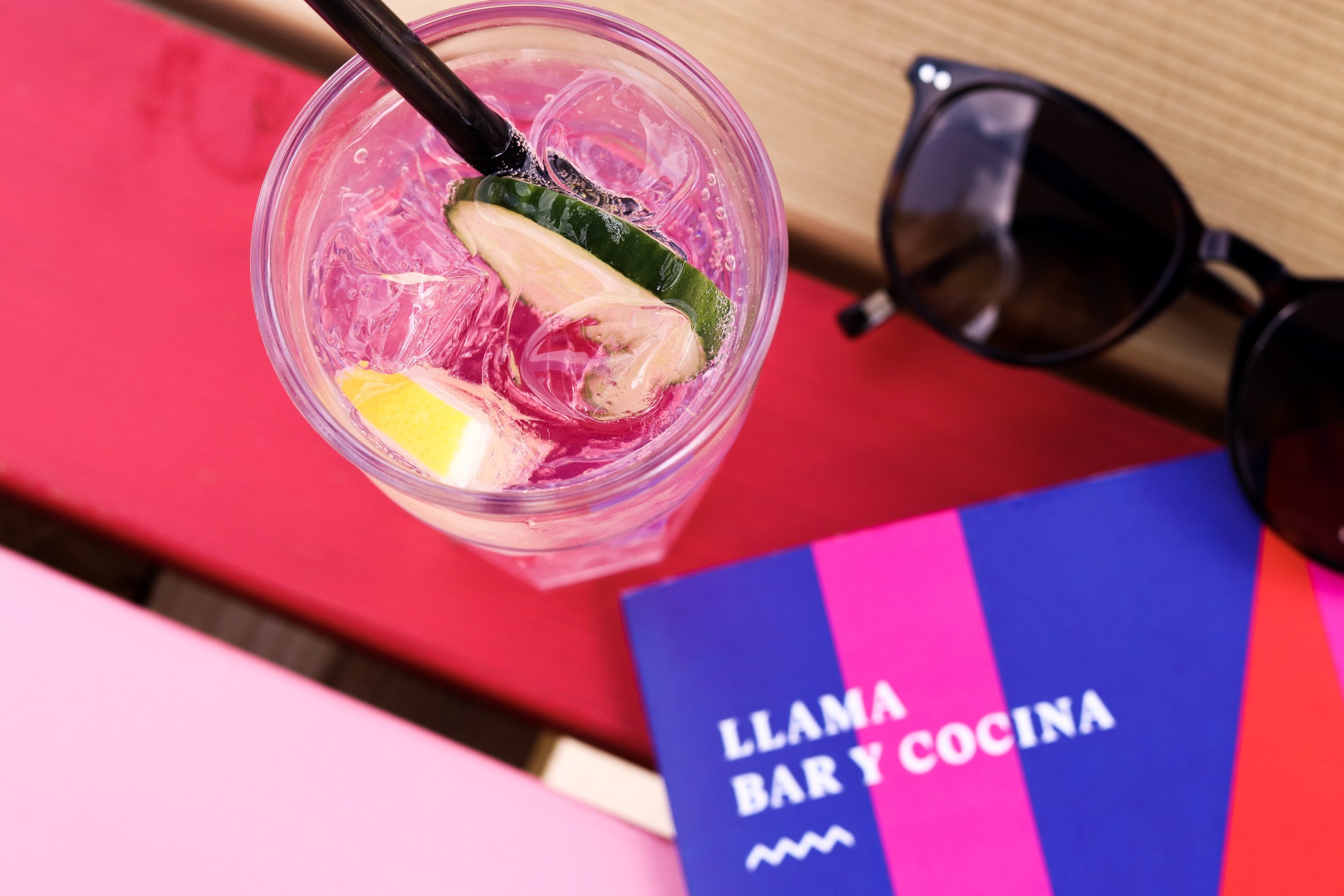 Luzern isst - Llama bar y cocina