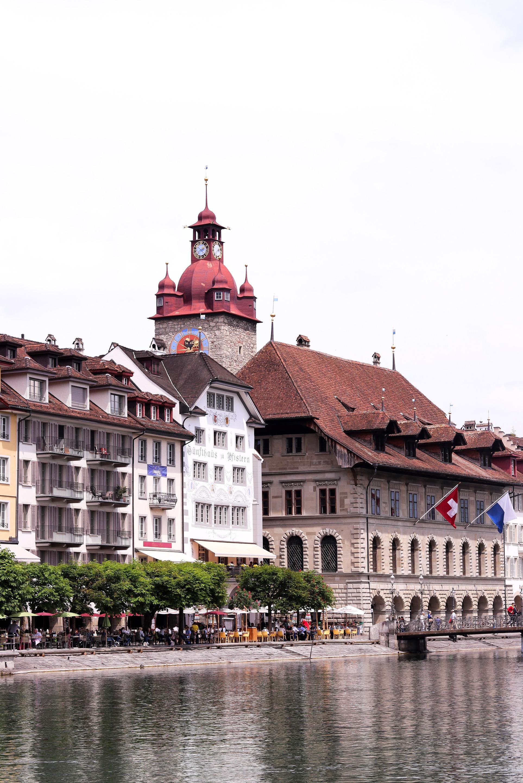 Luzern isst - in der Stadt
