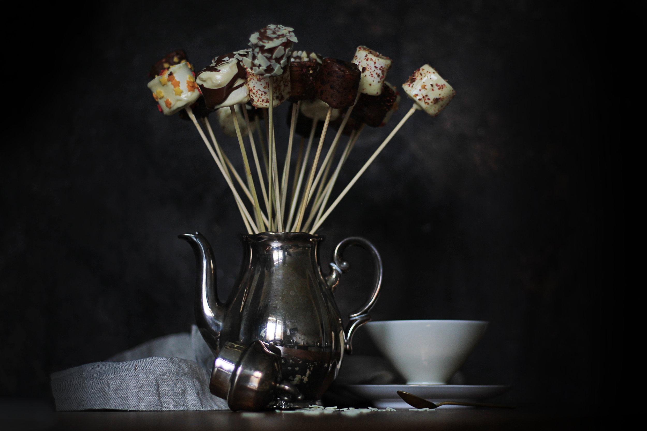 Luzern isst - Schokoladen Marshmallows