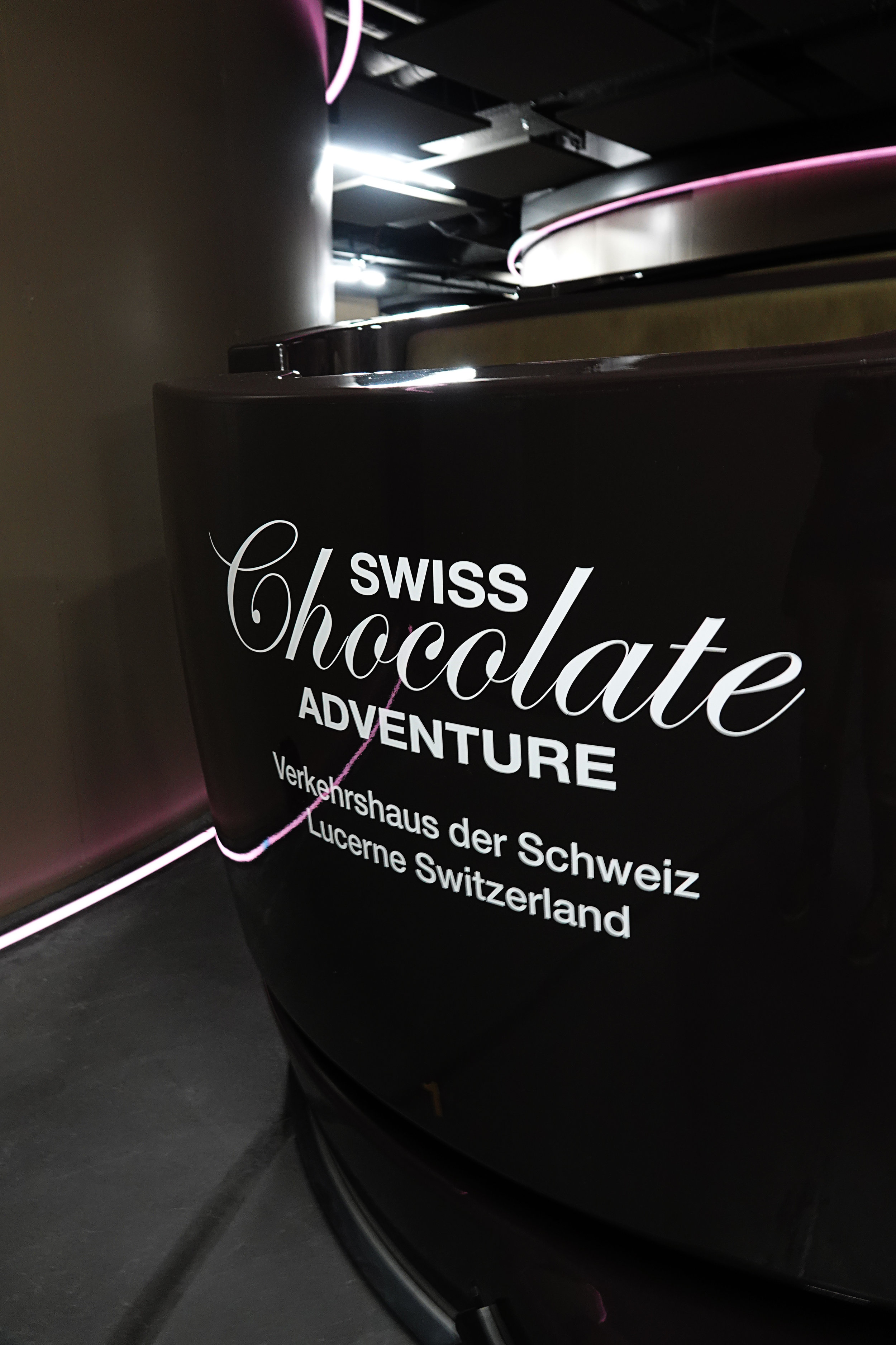 Luzern isst - Swiss Chocolate Adventure