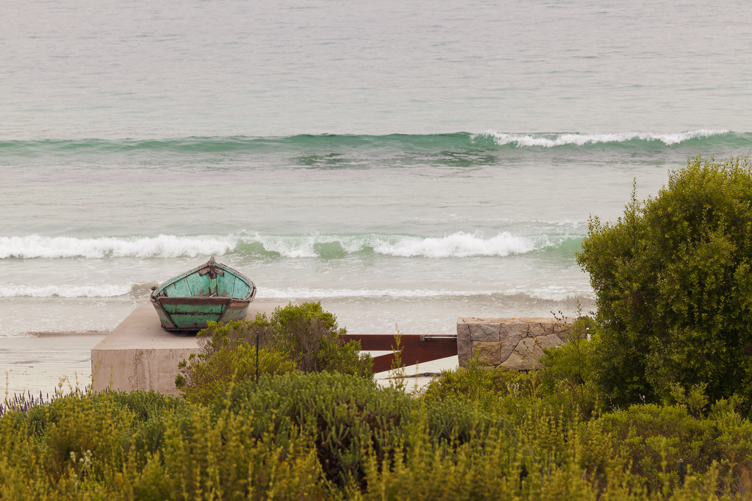 Ocean Side House -