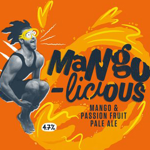4.6% ABV   A frivolous, funky and fruity beer, brewed with a blend of the juiciest American hops and a huge dollop of mango puree (with a splash of passion fruit for good measure). The perfect beer to enjoy in the early summer sun.