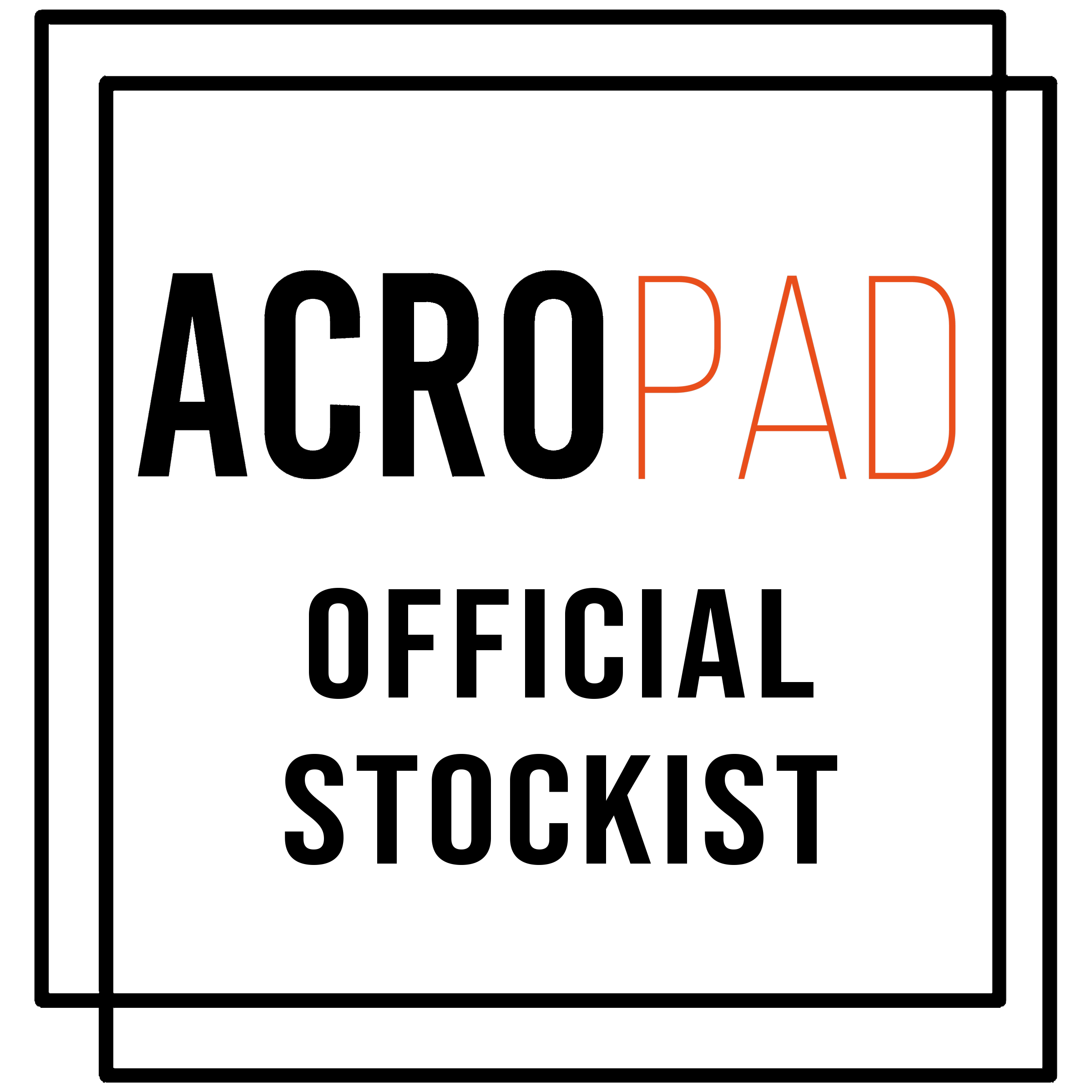 ACROPAD STOCKIST - Home Edition Track - APHE31013m x 1m x 10cm£230 Wholesale inc VAT£395 Recommended RRP inc VAT41.77% profit margin!Must order minimum of 3. Product comes with hand pump, carry bag, repair kit & AcroPAD branded box. Free shipping in the UK!PAYMENT TERMS:1-2 Products - Payment is upfront via BAC or CC3+ Products - 50% upfront & 50% 30 days after thatSHIPPING & REPEAT ORDERS:1 Product - Shipping is only £203+ Products - Shipping is FREE!