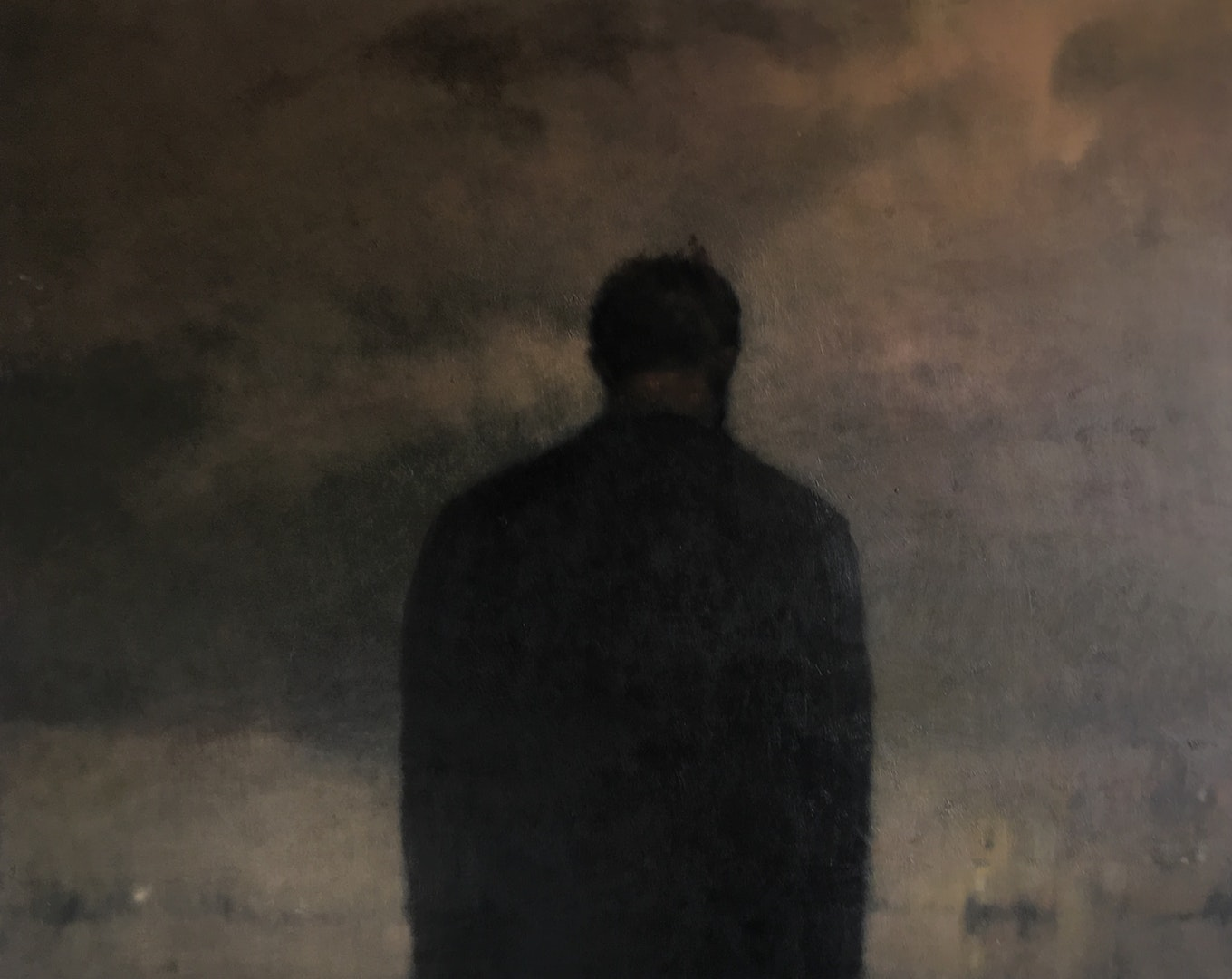 Anne Magill  Ache  Oil on canvas, 120 x 170 x 40 cm  http://www.annemagill.com