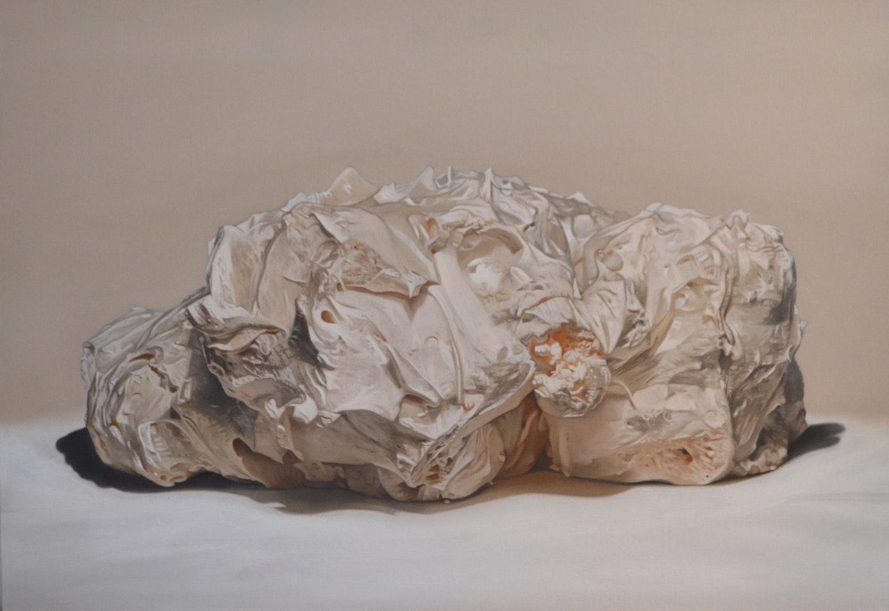 Paul Stone  Iceberg  Oil on canvas board, 55 x 80 x 3 cm  http://www.facebook.com/Paul-Stone-Artworks