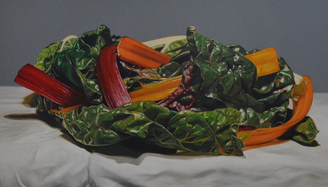 Paul Stone  United Nation  Oil on canvas board, 51 x 90 x 3 cm  http://www.facebook.com/Paul-Stone-Artworks