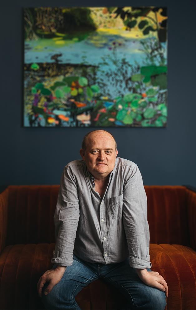 Jackson's Open Painting Prize 2019 Winner: Iain Nicholls