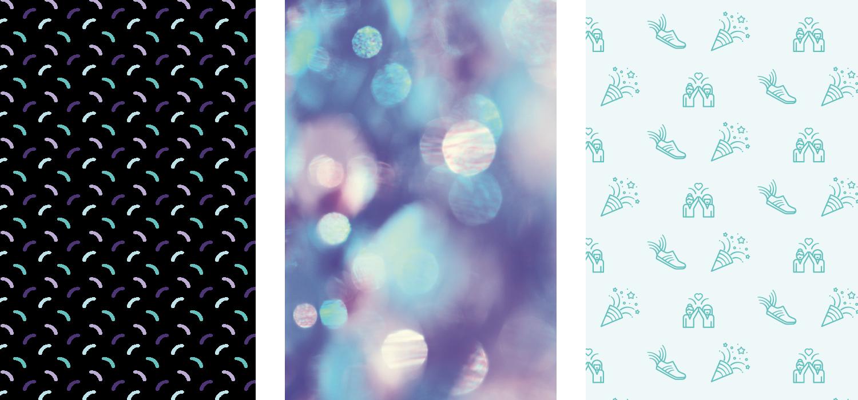 Portfolio project: Athena patterns   Beehive Green Design Studio