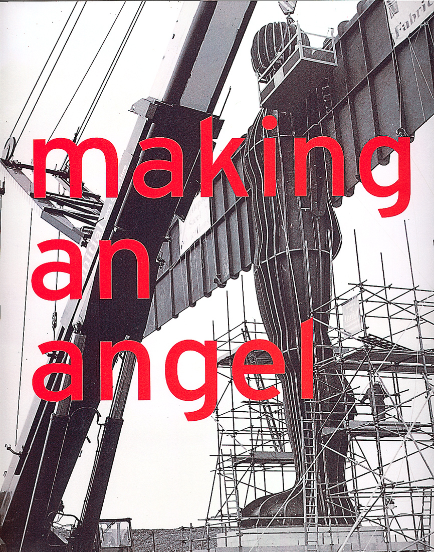 Making an Angel bookcover