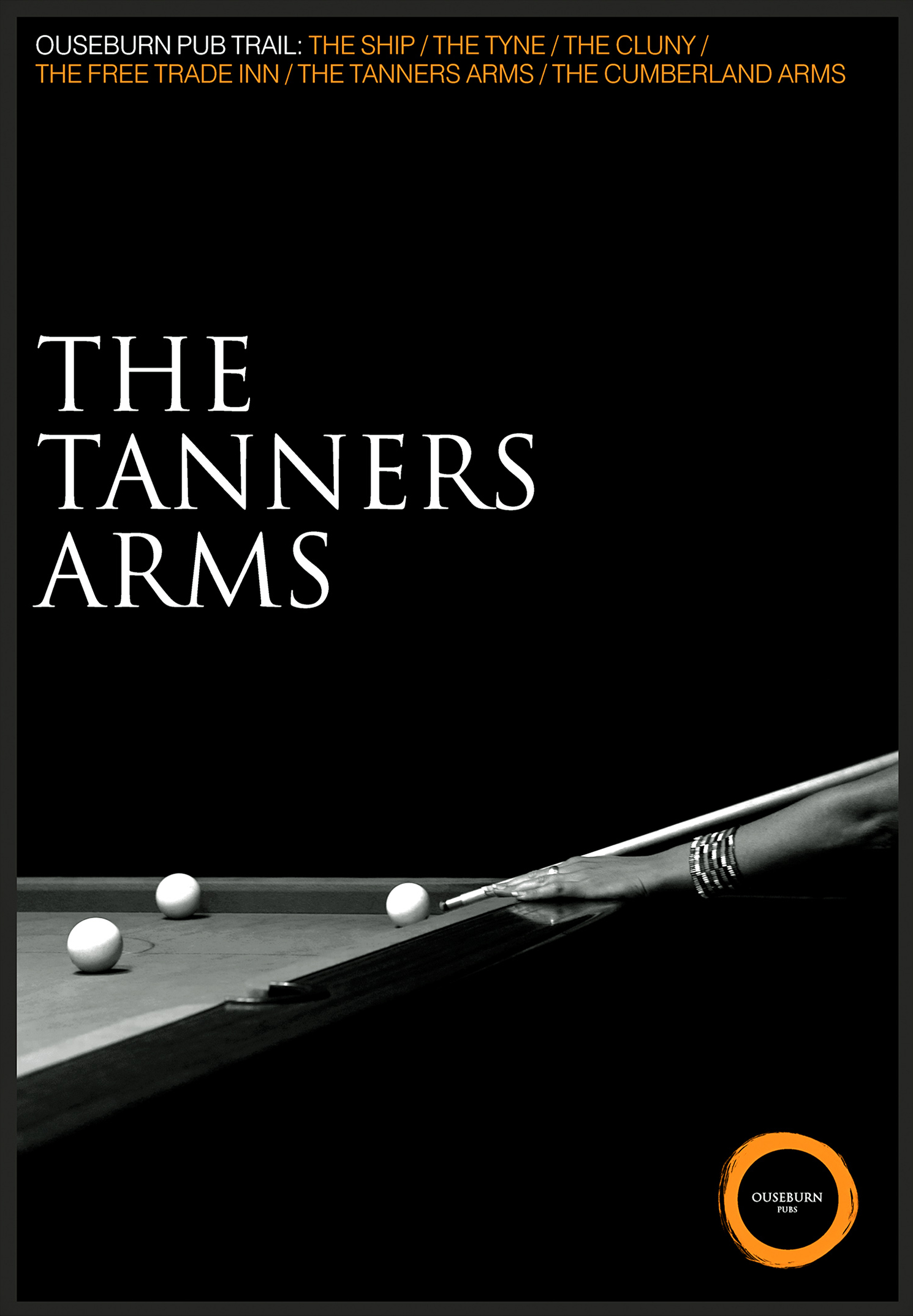 The Tanners Arms poster