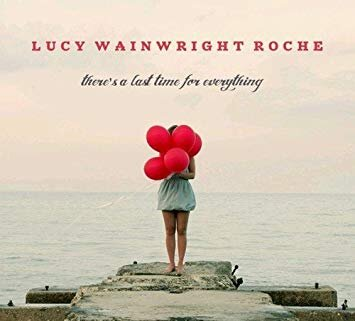 Lucy There's A Last Time Cover.jpg