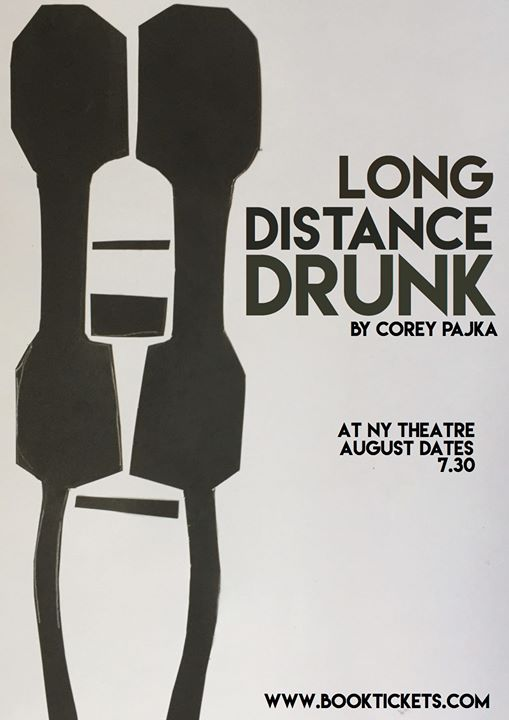 Long Distance Drunk Official Poster