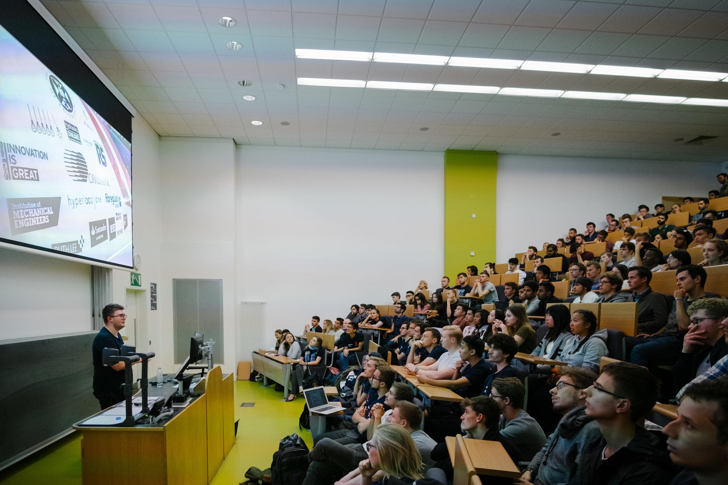 University of Edinburgh Presentation